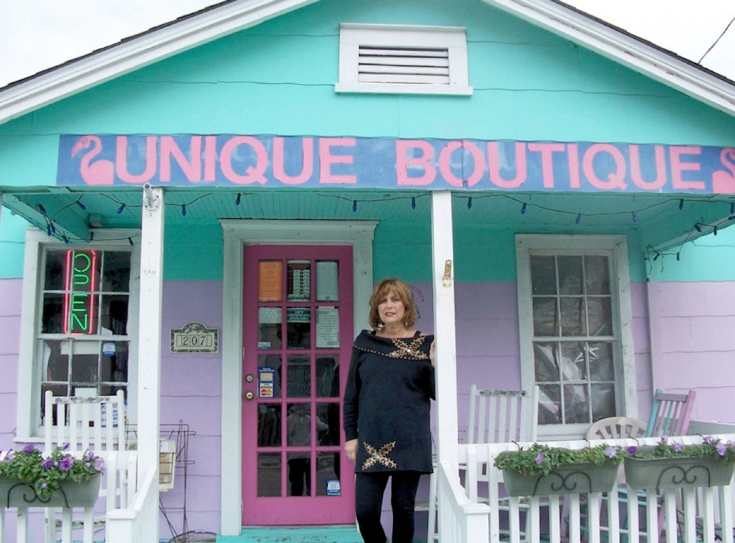 Unique Boutique is Back Open and Full of Fashion