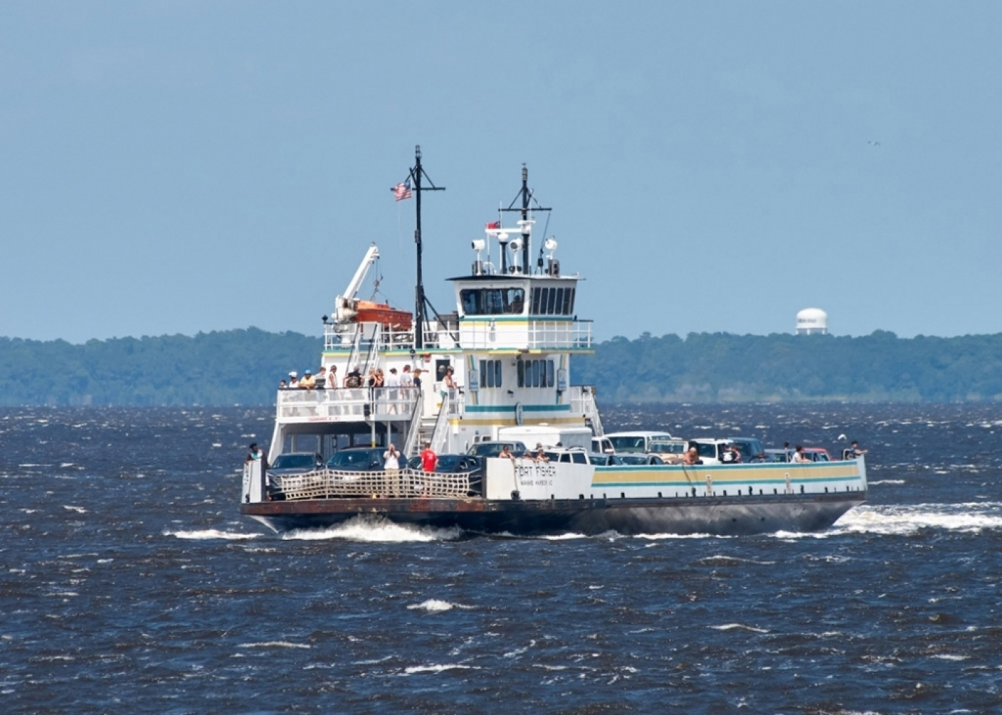 Fort Fisher Ferry Still Closed For Repairs; Work Delayed