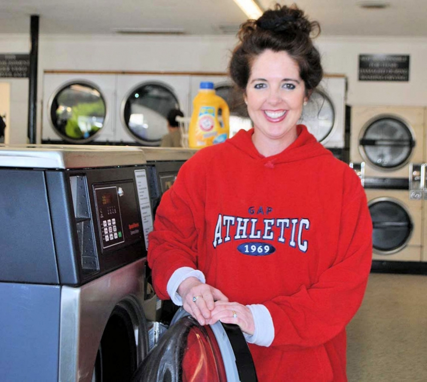 Melissa's Coin Laundry: Offering Wash, Dry and Fold Services
