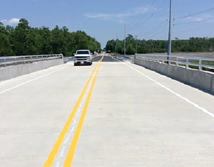 River Road Now Open In New Hanover County