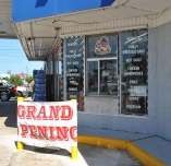 Island Burgers and Bites carries Hershey's Hand Dipped Ice Cream by the scoop and delicious hand spun Milkshakes. They are located at 111 Carl Winner Drive in Carolina Beach and can be reached by calling (910) 458-6217.