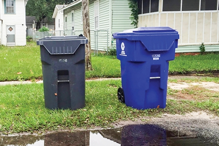 Town Council Approves New Trash,  Recycling Contract