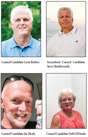 Carolina Beach Council Candidates Outline Platforms For Nov. Election