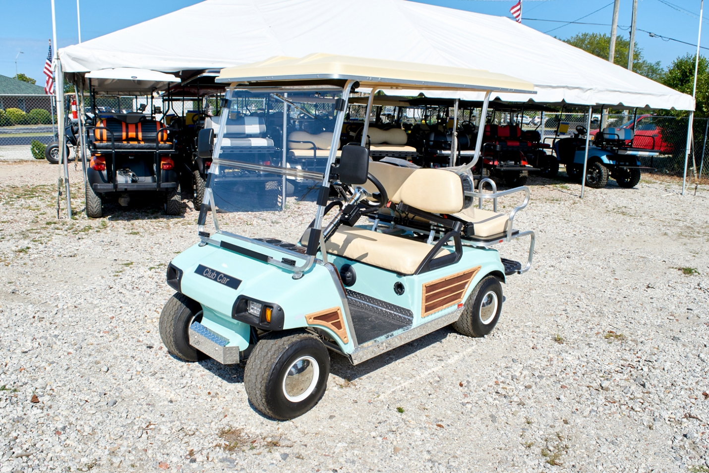 SunFun is Offering Golf Cart Sales and Customization