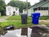 Editorial: Easy On The Trash Cans