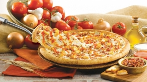 Spotlight On Coastal Cuisine: Any Large Specialty for $12 at Papa John's