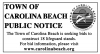 Government Public Notices for Jan. 16th, 2019