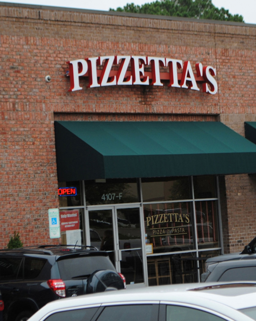 Spotlight On Coastal Cuisine: Pizzetta's Pizzeria Offering New York and Sicilian Style Pizza