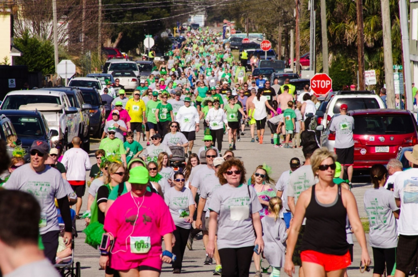 14th Annual Steve Haydu St. Patrick's Lo Tide Run
