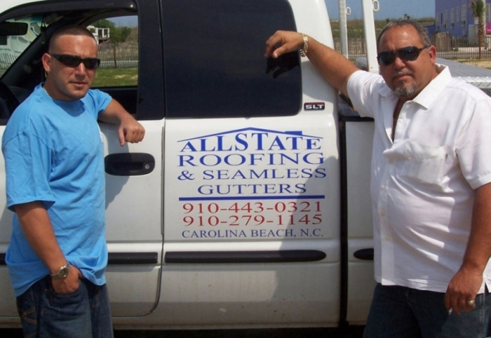 Allstate Roofing and Construction Specializes in Repair and Renovations