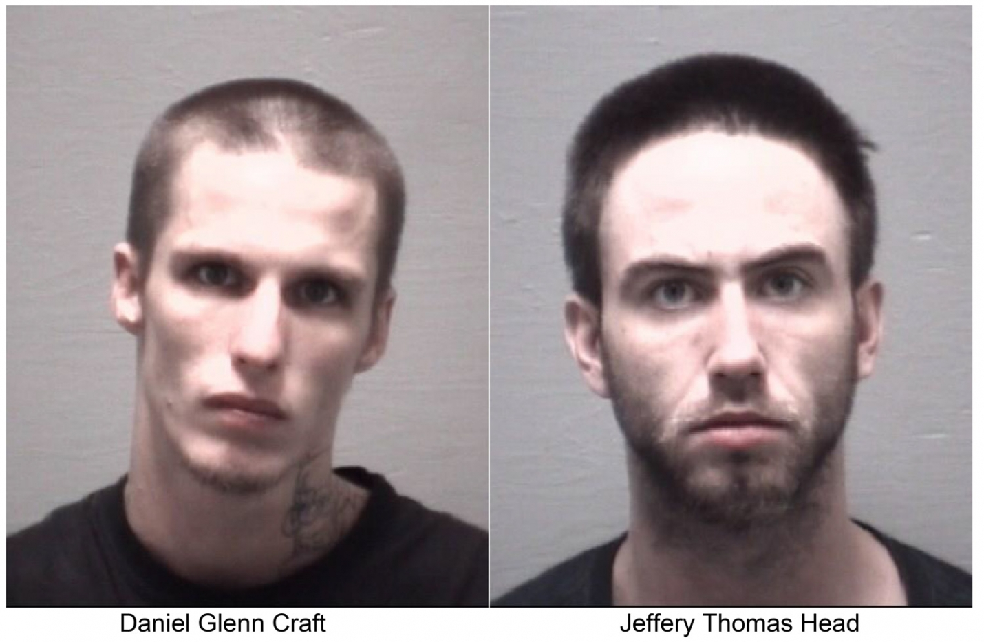 Two Arrested on Gun and Drug Charges in Carolina Beach