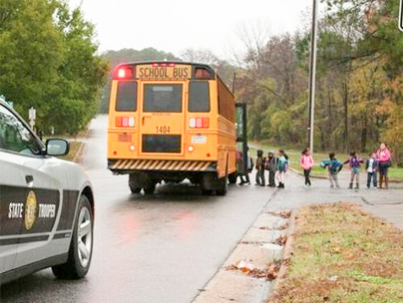 STUDENTS PLAY CRITICAL ROLE IN SCHOOL BUS SAFETY