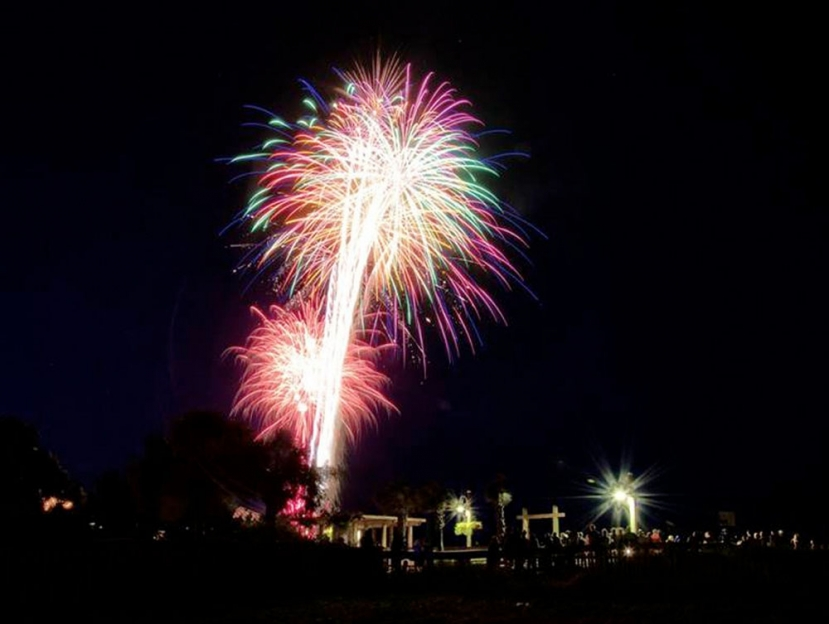 Fireworks and Live Music Wrap-Up this Friday