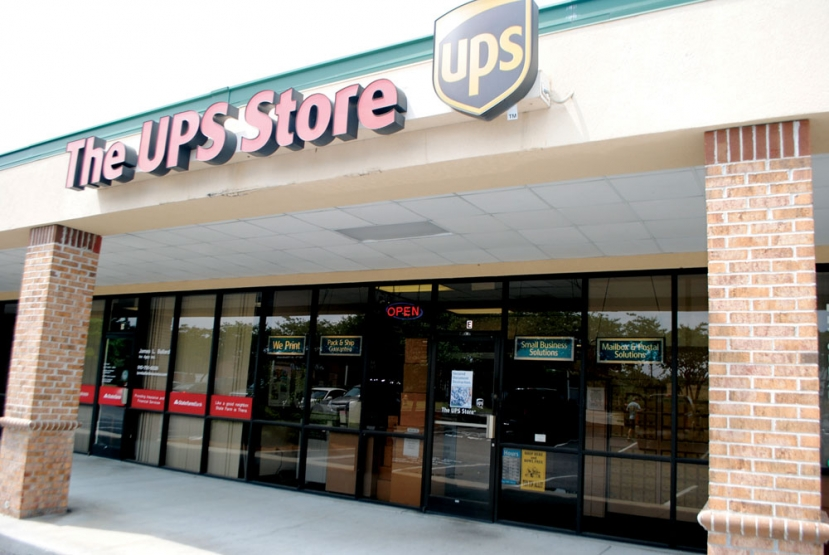 The UPS Store at 3600 S College Rd in the Pine Valley Shopping Center offers a wide variety of services and supplies including packing, shipping, mailboxes, notary,  professional printing and small business solutions. Contact them and (910) 799-2858 or visit them on the web at www.theupsstorelocal.com/2634  . They are open Monday through  Friday 8:30 a.m. to 6:30 p.m. and Saturday from 9:00 a.m. to 5:00 p.m.  They are closed on Sunday, but customers can access their secure mailboxes 24 hours a day.