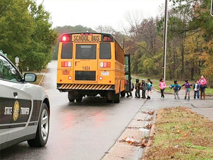 Wilmington Police Asking Drivers To Pay Attention To School Bus Laws