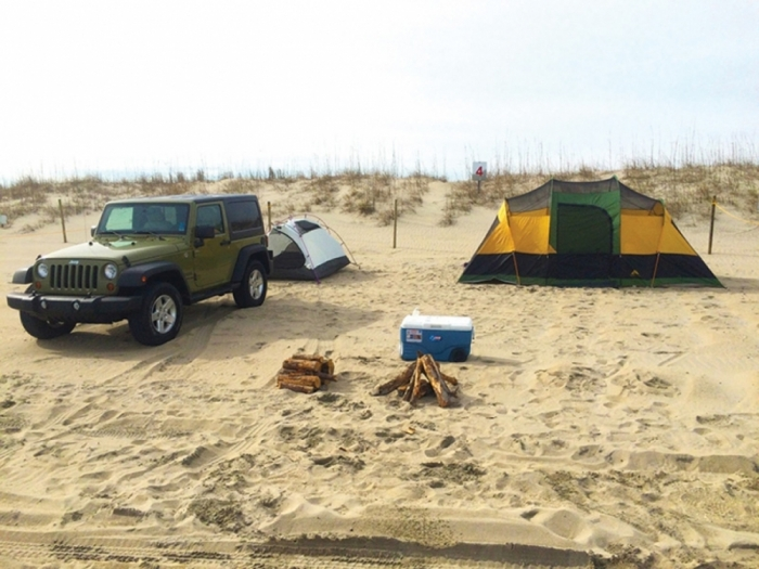 Carolina Beach Council Prohibits Summer Camping At Freeman Park