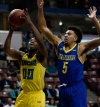Top-Seeded Seahawks Eliminate Blue Hens In CAA Quarterfinals
