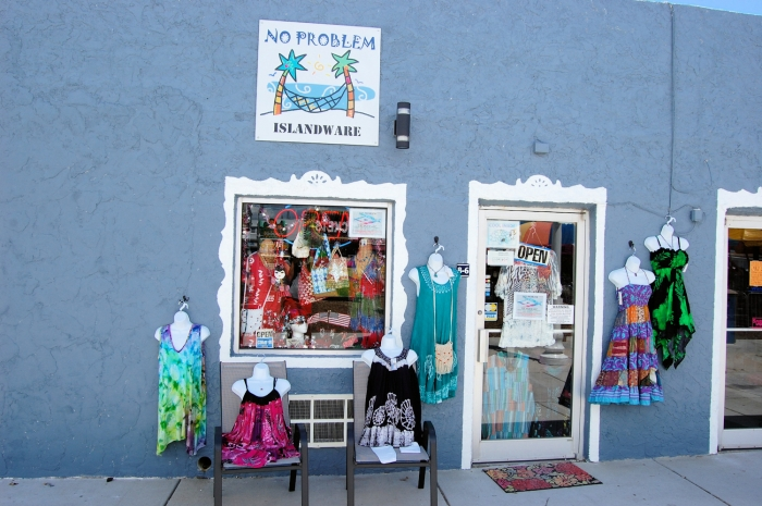 Come Shop at No Problem Islandware on the Carolina Beach Boardwalk