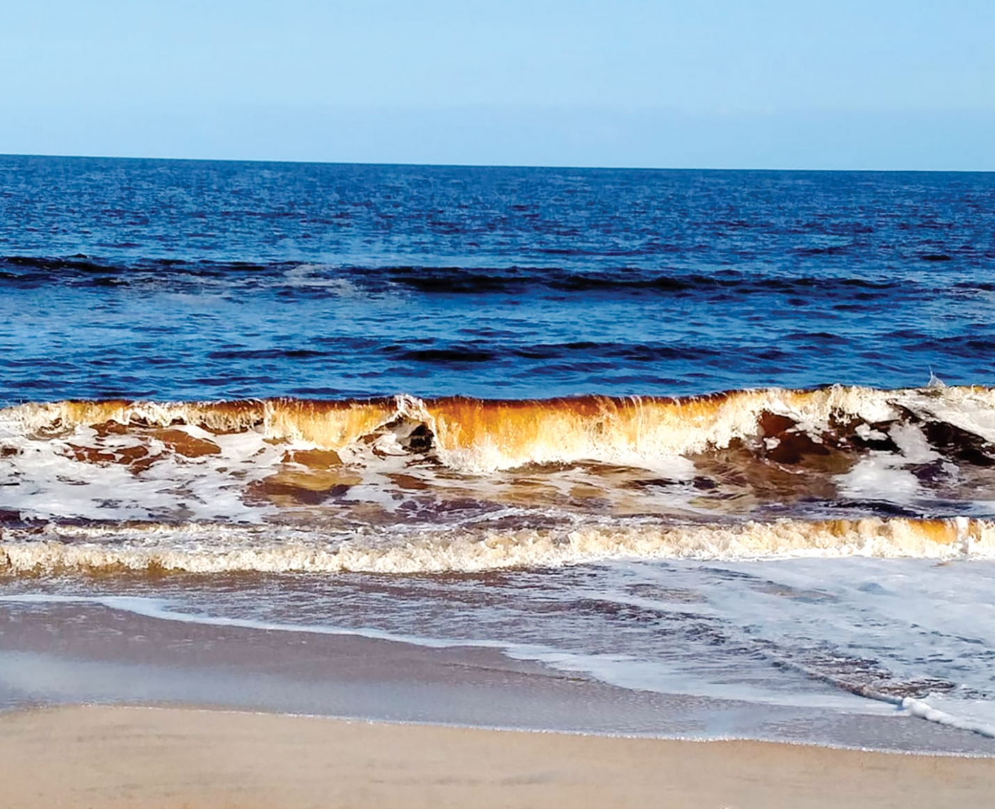 Swimming Advisory Lifted For New Hanover County Beaches