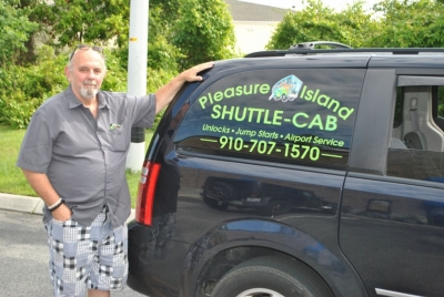 Pleasure Island Cab: Affordable Transportation and Roadside Assistance
