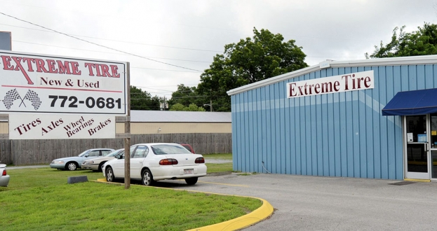Extreme New and Used Tires is located in Wilmington at 2250 Carolina Beach Road just across the street from Legion Stadium and their second location is at 3722 Market Street. They are open on Mondays through Fridays from 8 a.m. until 5 p.m. and on Saturdays they open at 8 a.m. and close at 1 p.m. (the Market Street location closes at noon on Saturdays.)  For more information, call 910-772-0681 (Carolina Beach Road) or 910-777-2637 (Market Street).