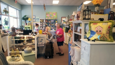 Come see the Primrose Cottage at their new location 5226 S. College Road #6 by the Monkey Junction Walmart in Wilmington Monday to Saturday 9:30 -5:30 & Sunday's 11-4. They can be reached by calling (910)458-0144, you can also become a friend of the Primrose Cottage on Facebook where you will get updates about all of the great upcoming sales and new arrivals or visit their web page at www.primrosecottage.shop!
