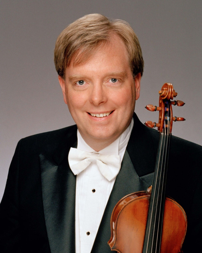 Wilmington Symphony Orchestra Welcomes Violinist Kevin Lawrence to the Wilson Center Stage