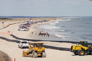 A Congressional Panel recently approve continue support of local beach nourishment projects. Carolina and Kure Beaches would receive 15-year renourishment project extension and there would be $53.8 million authorized for remainder of the Wrightsville Beach project.