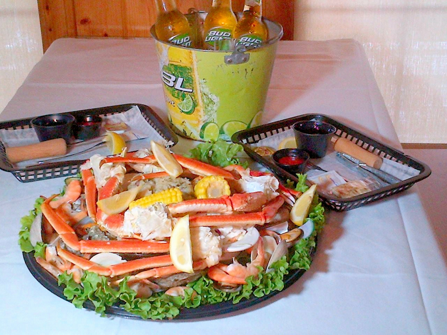 Spotlight On Coastal Cuisine: Come See What's New at Michael's Seafood