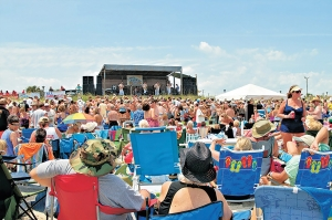The Pleasure Island Chamber of Commerce announced earlier this week the line-up of bands for the 2021 Beach Music Festival on August 14th. The 2020 festival was canceled due to the COVID-19 pandemic. This year's line up includes the Jim Quick and Coastline, The Band of Oz and the Blackwater Rhythm and Blues band.