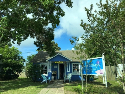 Island Cottage is at 1313 Bridge Barrier Road, and the hours are 10 a.m. to 5:30 p.m. Tuesday through Saturday. You can drop off any donations  any time during store hours. Items that they accept are clothing, kitchen items, linens, knick-knacks, lotions and hair products not opened jewelry and small appliances.