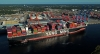 NC Port Of Wilmington Welcomes Largest Container Ship