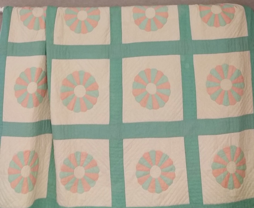 Senior Center Quilters Now Open for Bids